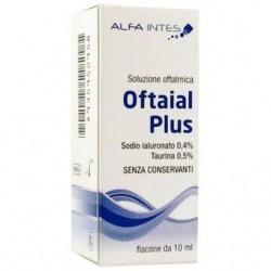 Alfa Intes Oftaial Plus Soluzione Oftalmica 10 ml