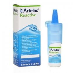 Bausch & Lomb Artelac Reactive Soluzione Oftalmica 10 ml
