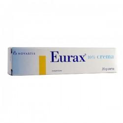 Eurax Crema Dermatologica 20 g 10%