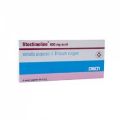 Farmaceutici Damor Fitostimoline 6 ovuli 600 mg