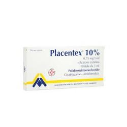 Mastelli Placentex Soluzione Cutanea 10 Fiale 0,75 mg Cicatrizzante