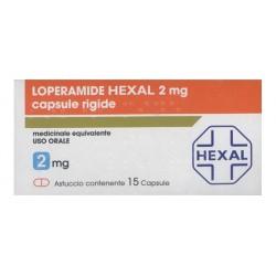 Sandoz Loperamide 15 Capsule 2 Mg
