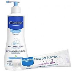 Mustela Detergente + Pasta Cambio Omaggio