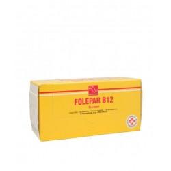 Lisapharma Folepar B12 10 Flaconcini 12 G Sciroppo