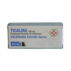 Kelemata Ticalma 30 Compresse Insonnia 100 mg