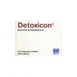 Sit Detoxicon 30 Compresse Deficit Nutrizionali