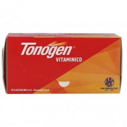 Abc Farmaceutici Tonogen Vitaminico 10 Flaconcini 6 ml