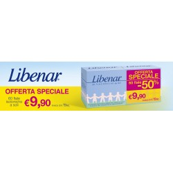Chefaro Libenar 60 Flaconi 5 ml Soluzione Salina
