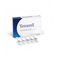 Teofarma Tetramil 10 Monodose Collirio 0,5 Ml 0,3% + 0,05%