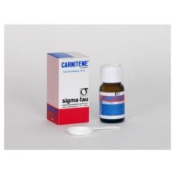 Alfasigma Carnitene Soluzione Orale 20 ml 1,5 g/5 ml per Deficit di Carnitina