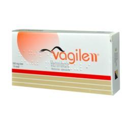 Alfasigma Vagilen 10 Ovuli Vaginali 500 mg
