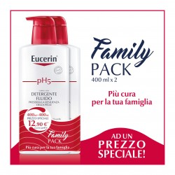 EUCERIN PH5 DET FLUIDO BIPACCO