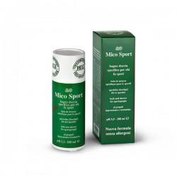 Normon Mico Sport shampoo doccia 200 ml