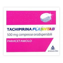 Angelini Tachipirina Flashtab 16 Compresse Orodispersibili 500 mg