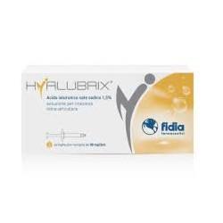 Fidia Farmaceutici Hyalubrix Siringhe 30mg 2ml 3 Pezzi
