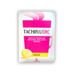 Angelini Tachifludec Soluzione Orale Polvere 10 Buste Limone