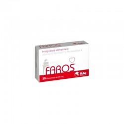 Fidia Farmaceutici Faros 30 Compresse Integratore per Colesterolo