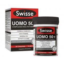 Procter & Gamble Swisse Multivit Uomo50+ 30 Compresse