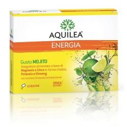 Aquilea Energia Magnesio Potassio Zinco Ginseng 10 Buste Gusto Mojito
