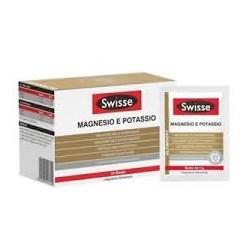 Procter & Gamble Swisse Magnesio Potassio 24 buste Stanchezza Mentale