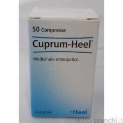 Guna Cuprum Heel 50 Compresse