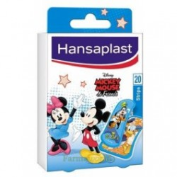 Hansaplast Cerotti per Bambini Mickey and Friends 20 pezzi