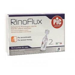 Artsana Pic Rinoflux Soluzione Fisiologica 20 Flaconcini 2 ml