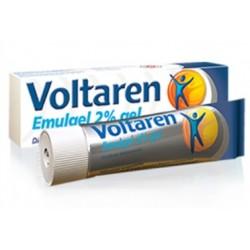 Novartis Voltaren Emulgel 2% Gel Dolori Articolari 100 g