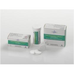 Angelini Acido Acetilsalicilico e Vitamina C 10 Compresse Effervescenti 400 mg + 240 mg