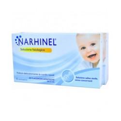 Glaxosmithkline Narhinel Soluzione Fisiologia 20 flaconcini 5 ml
