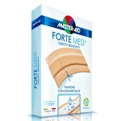 Cerotto Master-aid Forte Med In Striscia A Taglio 10x8 10 Pezzi