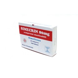 Crinos Simecrin 30 Compresse Masticabili 80 Mg