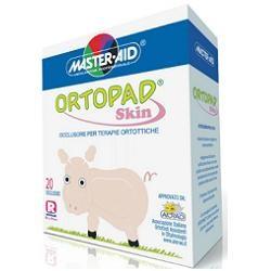 Cerotto Oculare Per Ortottica Ortopad Skin Junior 20 Pezzi
