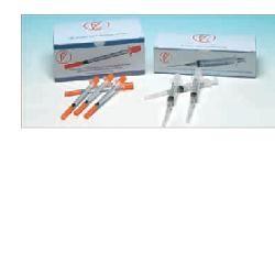 Farmac-Zabban Siringa 10 ml ago Gauge 21 Ago n. 2 Cono Centrale 1 Pezzo