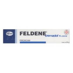 Pfizer Feldene Cremadol Crema Dermatologica 50 G 1%