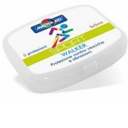 Pietrasanta Pharma Protezione Vesciche Master-Aid Sport 5 X 5 5 Pezzi