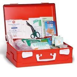 Farmacare Cassetta Completa Pronto Soccorso Allegato 1Dm 388 15/7/2003