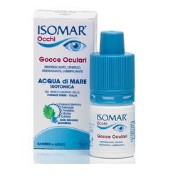 Euritalia Pharma Isomar Occhi Gocce Oculari 10 ml per Occhi Rossi