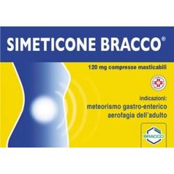 Dompe' Simeticone 24 Compresse Masticabili 120 Mg