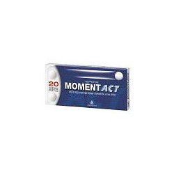 Angelini Momentact Antinfiammatorio 20 Compresse 400 mg