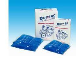 Sacchetto Freddo Caldo Duosac 2 Sacchetti Con Applicatore In Tessuto Non Tessuto 13x25cm