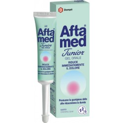Dompè Aftamed Gel Junior 15ml