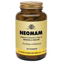Solgar Neomam Integratore per donne in gravidanza 120 Tavolette