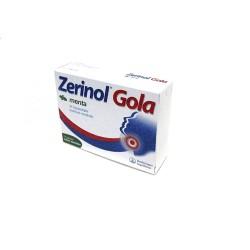 Sanofi Zerinol Gola Menta 18 Pastiglie 20 mg