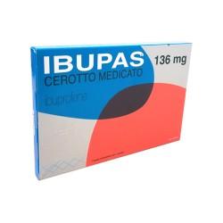 Alfasigma Ibupas 7 Cerotti Medicati 136 mg