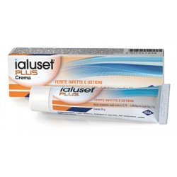 Ibsa Ialuset Plus Crema Medicazione 25g