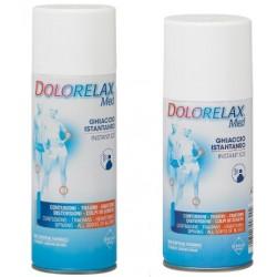 Dolorelax Ice Ghiaccio Istantaneo Spray Bomboletta Capienza 0ml