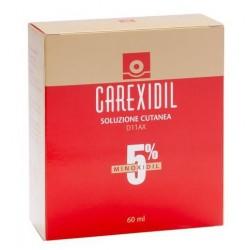 Difa Cooper Carexidil Soluzione Cutanea 60 ml 5%