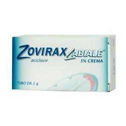 Glaxosmithkline C.Healt. Zovirax Labiale Crema Herpes 2 g 5%