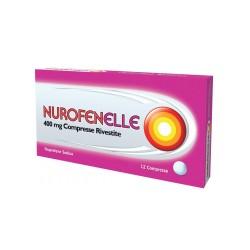 Reckitt Benckiser H. Nurofenelle 12 Compresse Rivestite 400 Mg